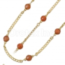 020003 Gold Layered Stone Set