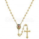 048005 Gold Layered Rosary