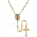 050005 Gold Layered Rosary