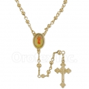 050006 Gold Layered Rosary