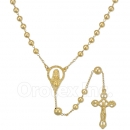 054001 Gold Layered Rosary