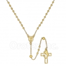 057003 Gold Layered Rosary
