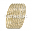 B024 Gold Plated Bangle