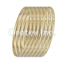 B025 Gold Plated Bangle