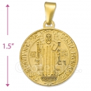 CH2-37  Gold Layered San Benito Charm