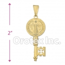 CH2-48 Gold Layered CZ Rosary