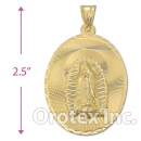 CL24 Gold Layered Charm