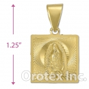 CL27 Gold Layered Charm