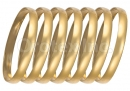 Indian Gold Plated Semanario Bangle