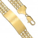 GFQB33-23 Gold Layered Bracelet