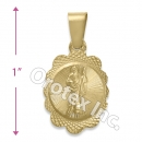 GLP 003 Gold Layered Charm