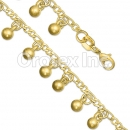 KB 004 Gold Layered Kids  Bracelet