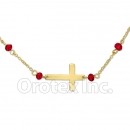 N 005 Gold Layered Necklace