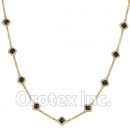 N004 Gold Layered Necklace