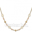 N005 Gold Layered Necklace