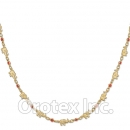 N008 Gold Layered Necklace