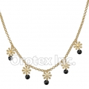 N010 Gold Layered Necklace