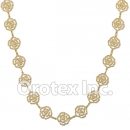 N016 Gold Layered Necklace