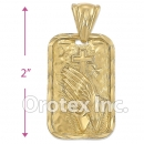P002 Gold Layered Charm
