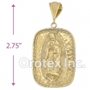 P003 Gold Layered Charm