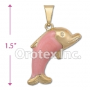 P026 Gold Layered  Charm