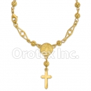 RN061 Gold Layered Hand Rosary
