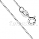 925 Sterling Silver Box Chain