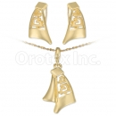 Oro Tex Gold Layered Set