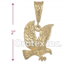 041003 Gold Layered Charm
