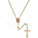 048006 Gold Layered Rosary