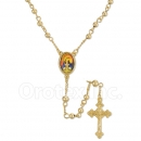 050003 Gold Layered Rosary