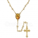 050004 Gold Layered Rosary