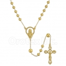 054002 Gold Layered Rosary