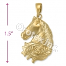 GLP 001 Gold Layered Fancy Charm