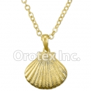 IPX003 Gold Layered Necklace