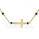N 004 Gold Layered Necklace
